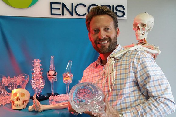 Make no bones about it: Encoris is on the grow