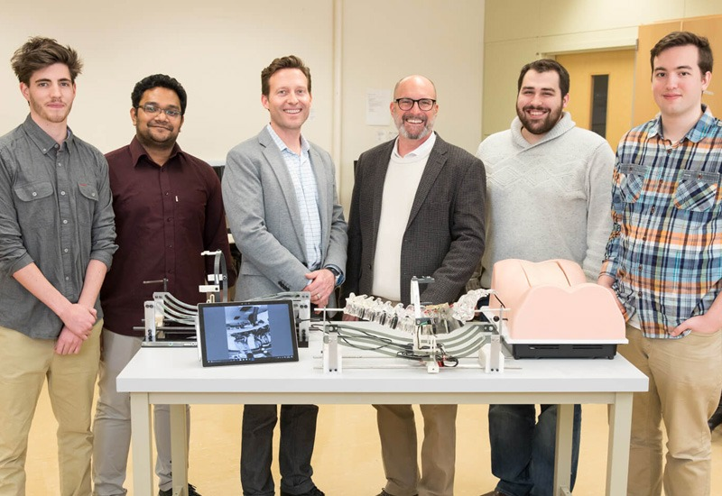 spine model and spinal surgery training